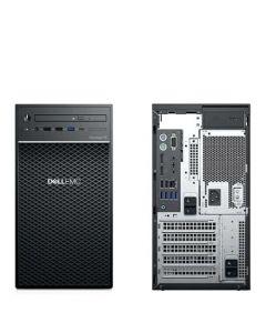PC SERVER Dell T40 - Quad Core E-2224G [Intel Xeon-1x Gigabit LAN-8GB4-1TB-KB + Mouse USB]