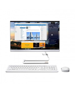 """All In One Lenovo IC3 22ADA05 A7ID - White (LED 22"""" FHD) Include OHS"""