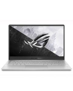 Asus Gaming ROG  ZEPHYRUS G14 GA401QH-R765B6W-O - Moolight White [Ryzen 7 5800H-8GB-SSD 512GB-GTX1650]