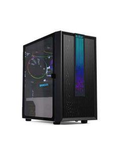 Casing PC Cooler Platinum LM200 RGB - Black Mesh