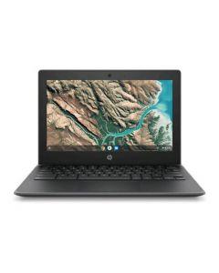 HP Chromebook 11-G8 GC0S - Grey [Celeron N4020-4GB-32GB]