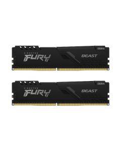 RAM PC DDR4 8GB – 2666 Kingston Fury Beast [2x4GB KIT]